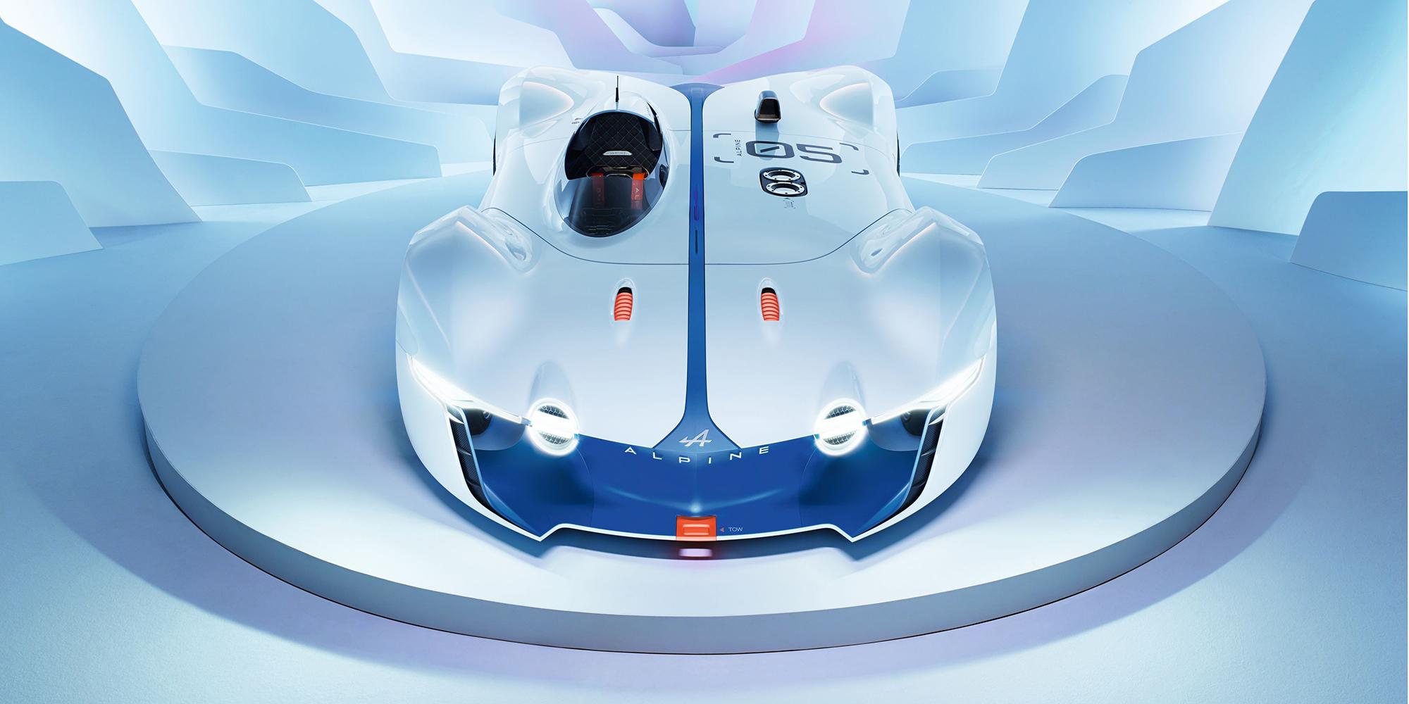 Renault Alpine: 450 PS, bis zu 320 km/h schnell