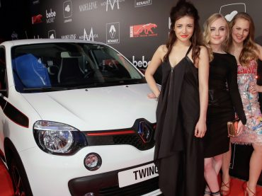 Renault auf dem New Faces Award 2014