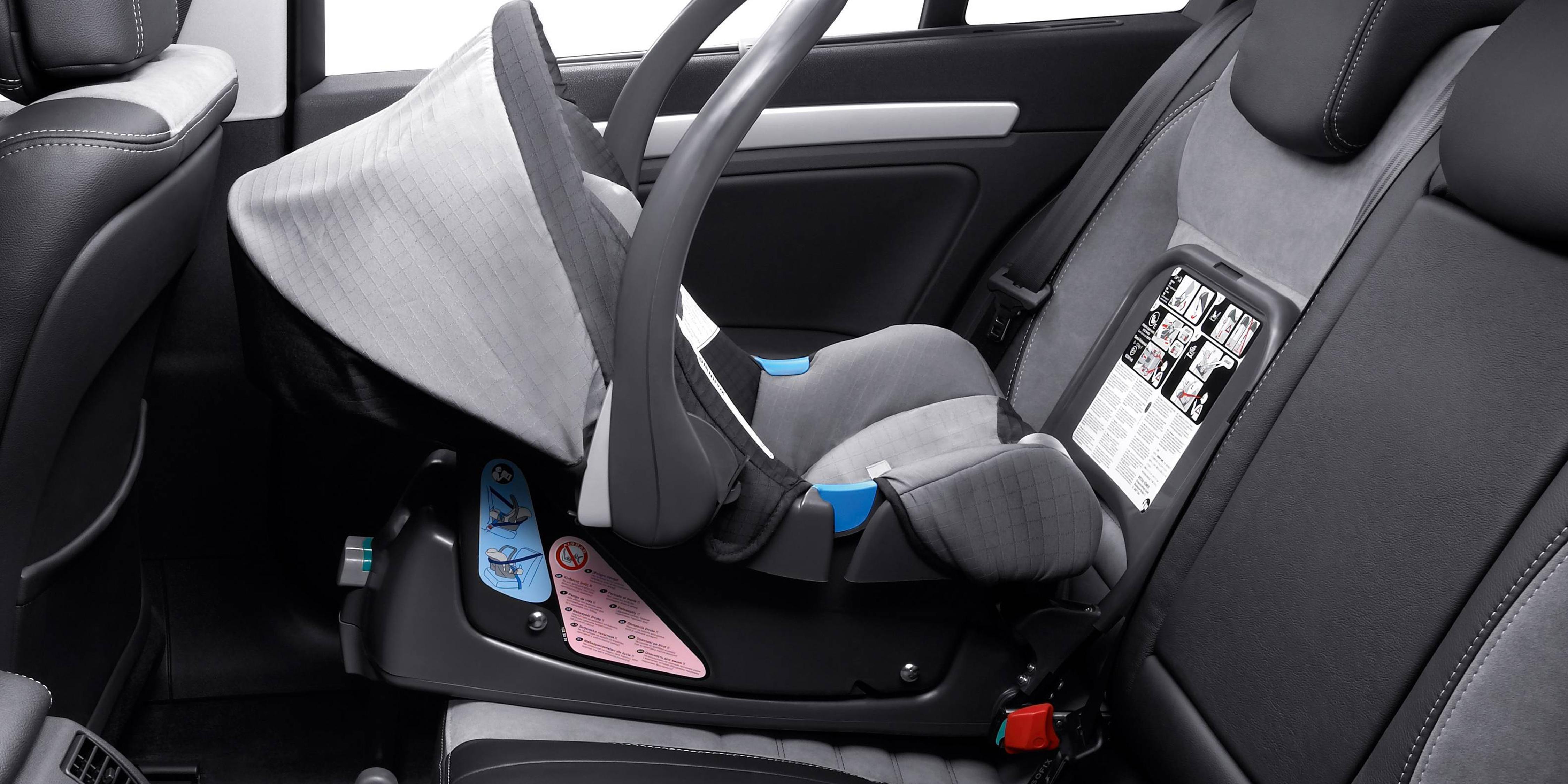 Isofix – kinderleichte Kindersitz-Befestigung