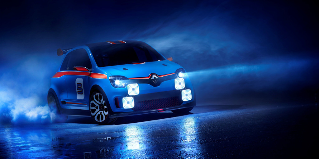 Renault als exklusive Modellauto