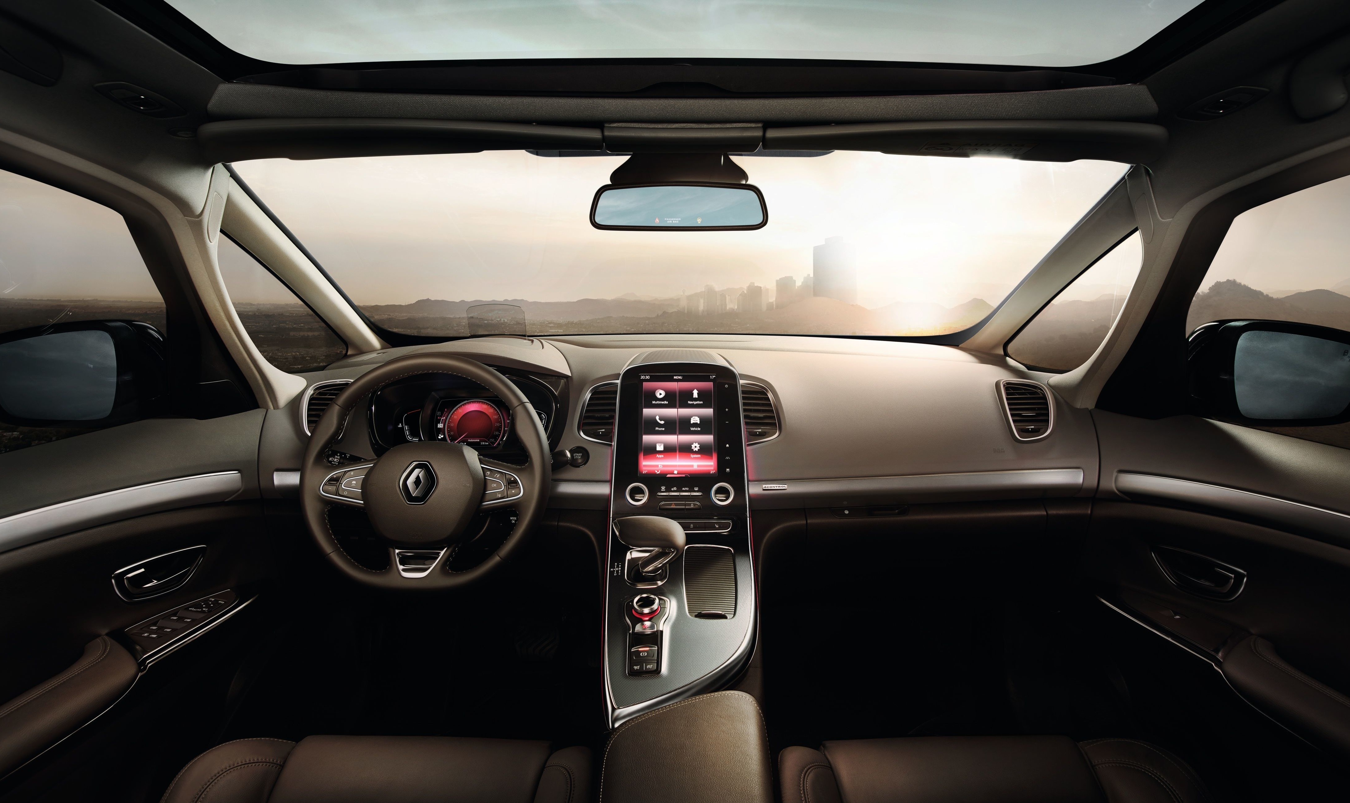 Renault Espace: Viel Platz, innovative Technologien und Allradlenkung