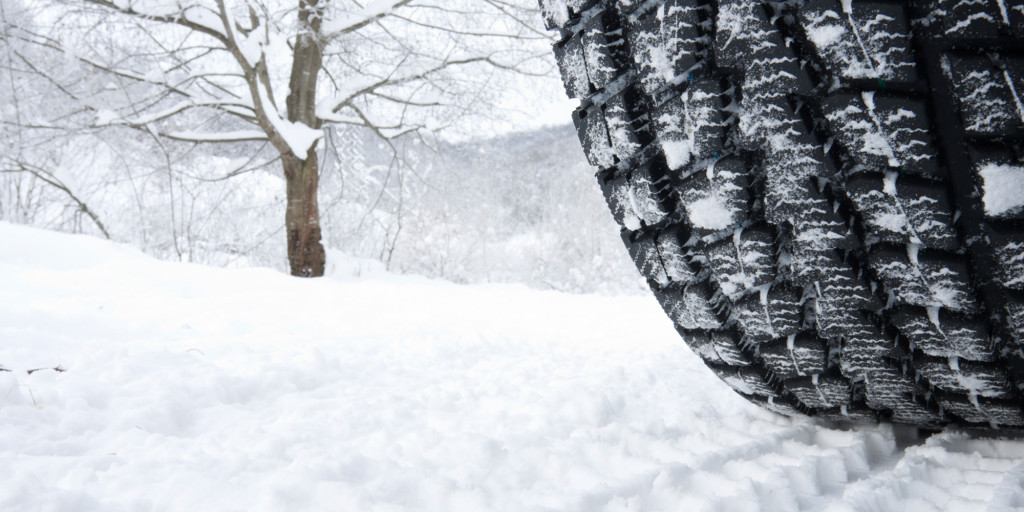 Was Sie über Winterreifen wissen müssen