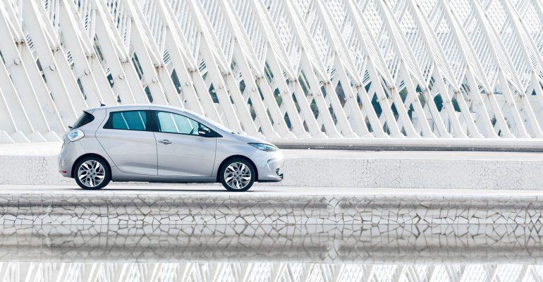 Renault passiert Meilenstein mit dem Renault ZOE