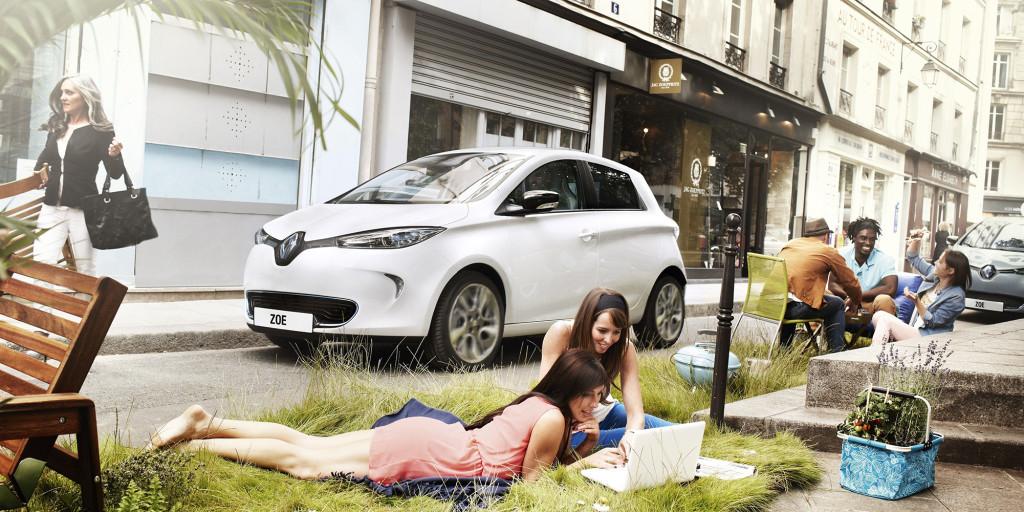 Renault ZOE überzeugt als Alltagsauto