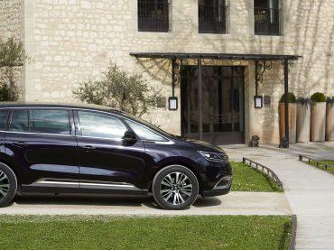 """Gestatten: Renault ESPACE, """"Restwertriese"""""""
