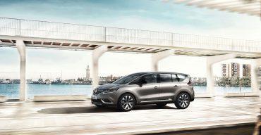 Typisch Renault: Espace erhält Bestnote beim Euro NCAP-Crashtest