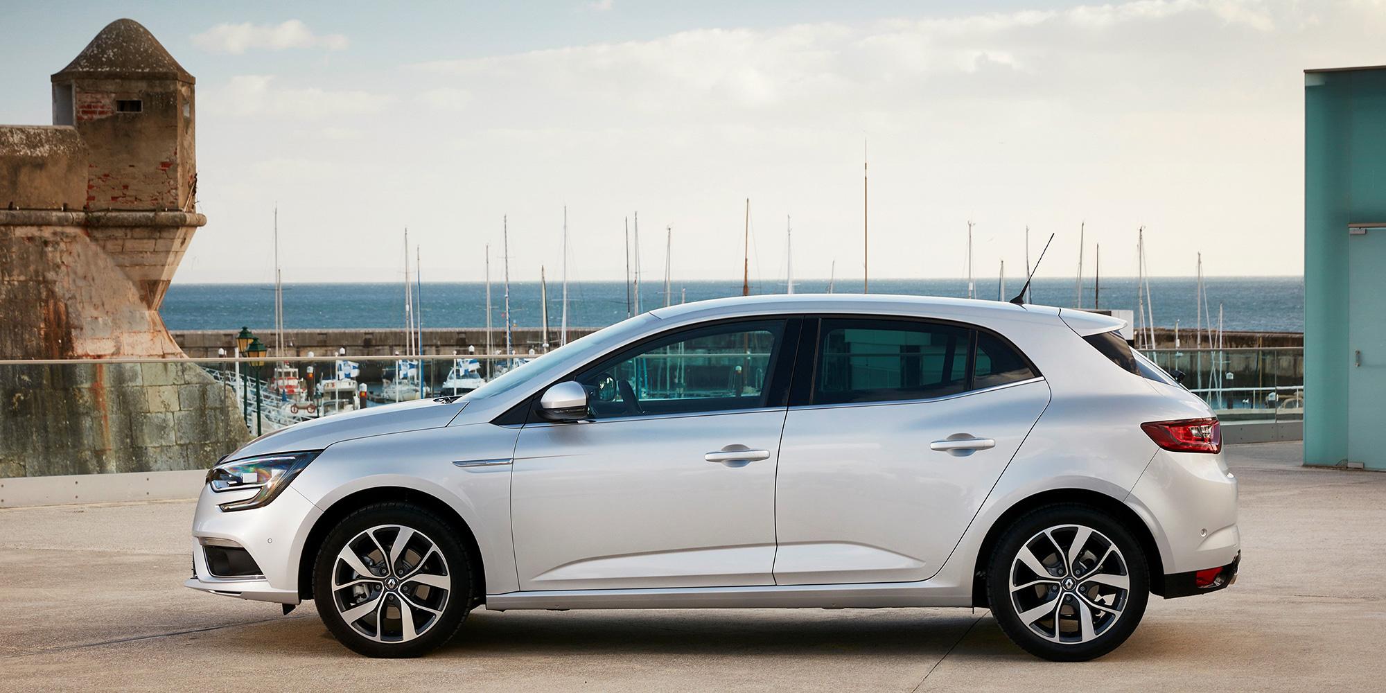 Renault Mégane: Auch in Sachen Sicherheit einfach mega