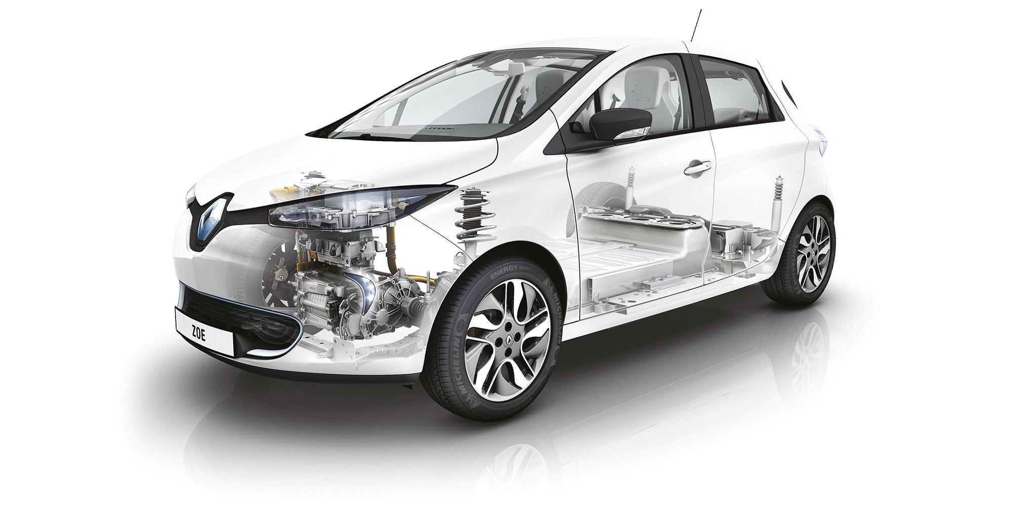 Renault ZOE meistert Härtetest unter Extrembedingungen