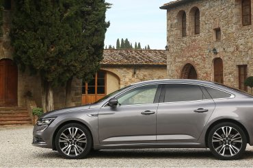 Die Bestnote für Talisman und Mégane im Euro NCAP-Crashtest