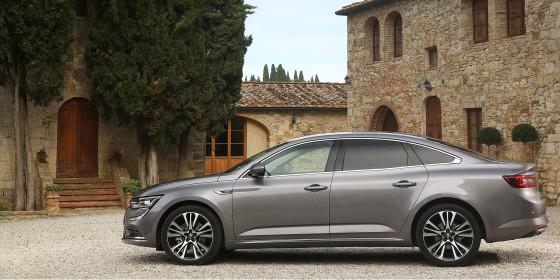Renault Talisman mit Höchstwertung im Euro NCAP-Crahstest
