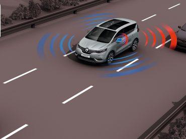 Renault Espace  – der Sicherheitsexperte