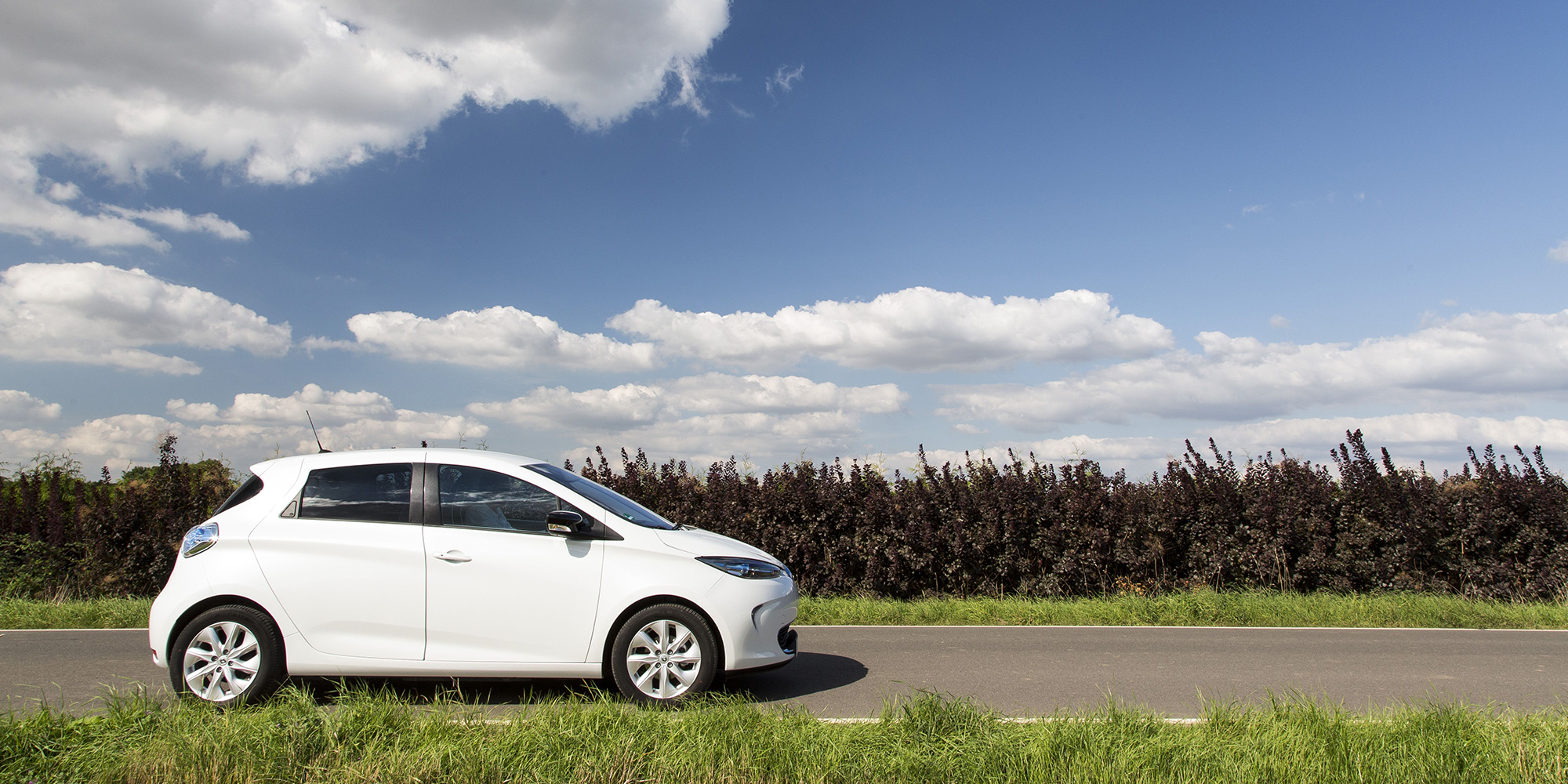 Renault ZOE ist Europas beliebtestes Elektroauto