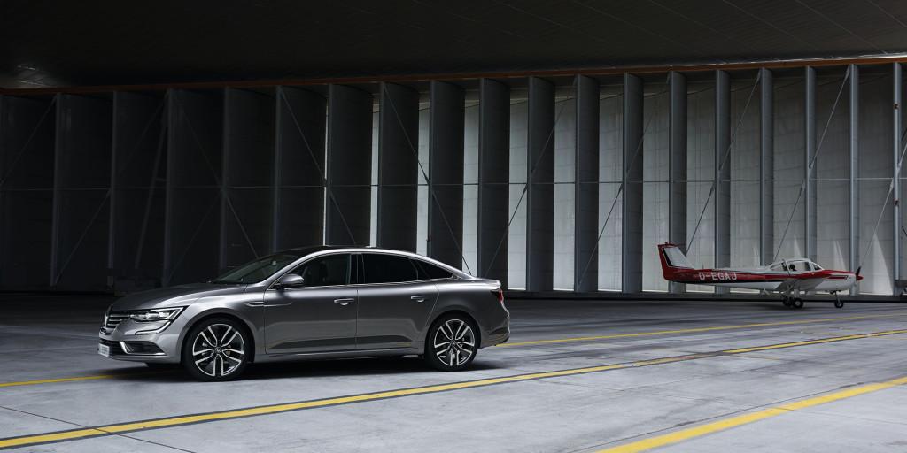 Renault Talisman: Komfort, Größe und Dynamik