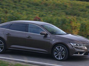 """Savoir-Vivre"" im Renault Talisman"