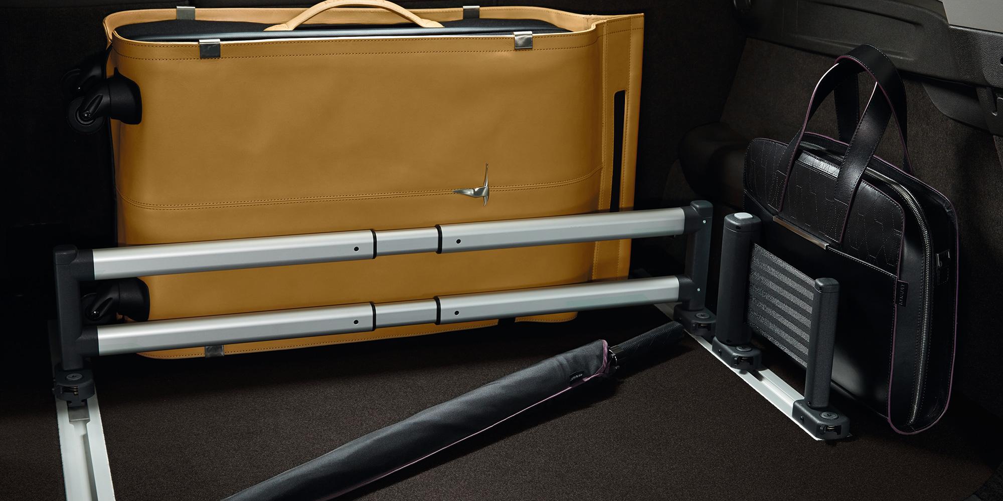 Gepäcksicherungssystem von Renault