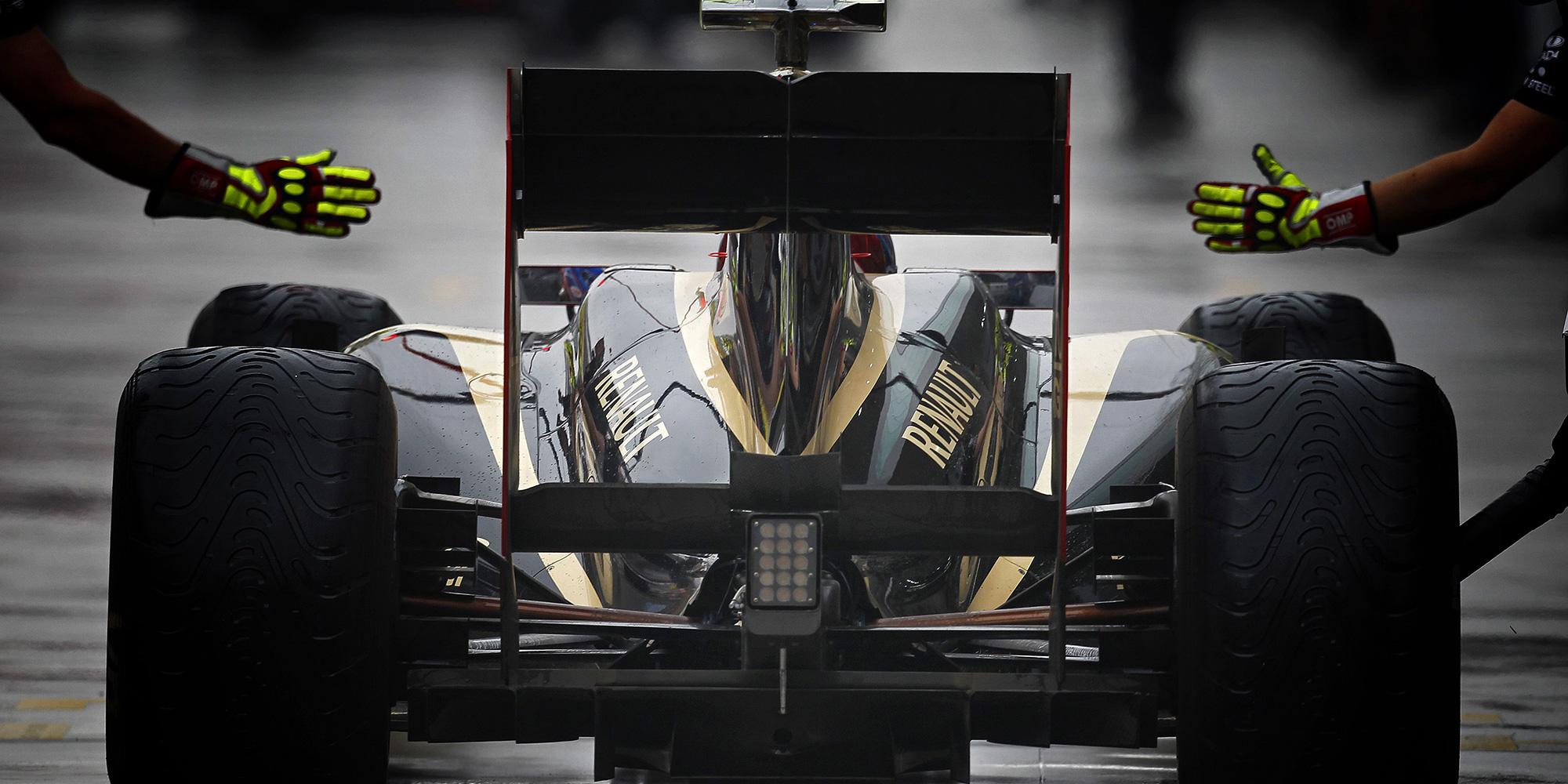 F1-Comeback: Renault startet 2016 mit eigenem Werksteam