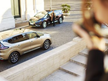 Spitzenkomfort im Renault ESPACE