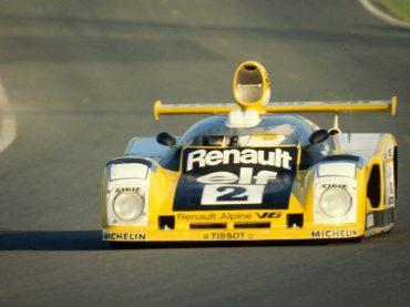Ü40-Party: Die rasante Rennhistorie von Renault