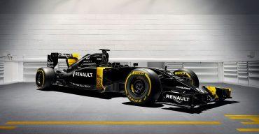 Start frei: Renault präsentiert neuen F1-Renner