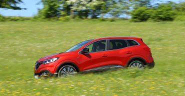 Neu: Schalten lassen im Renault Kadjar