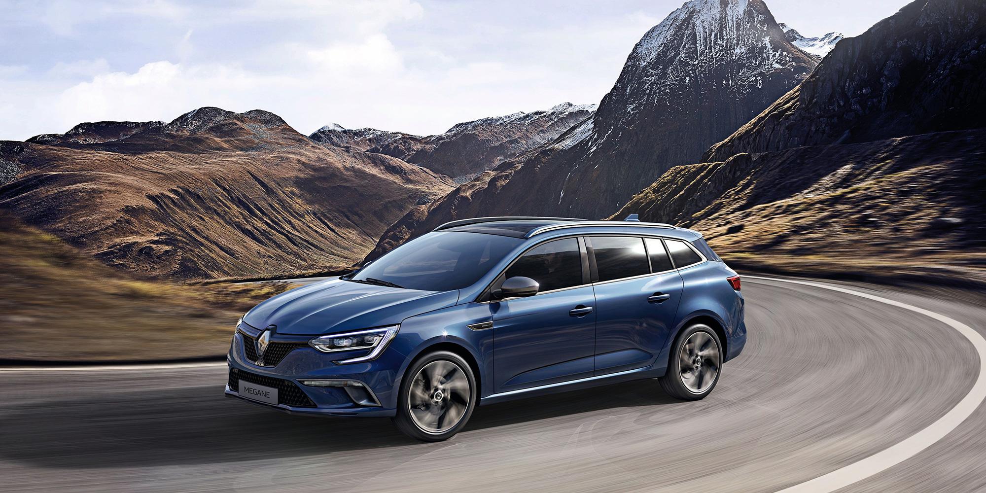 neuer Renault Mégane Grandtour