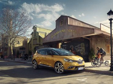 Neuer Renault Scénic feiert Weltpremiere in Genf