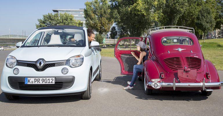 Die Geschichte der Kleinen von Renault
