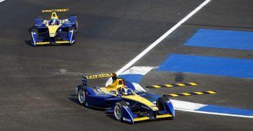Formel E: Renault Piloten feiern Fiesta Mexicana