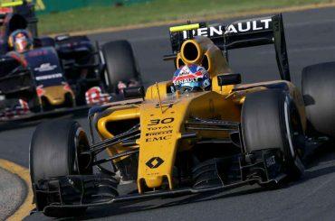 Das Comeback von Renault  als Formel 1-Werksteam