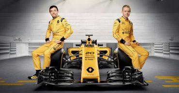 Renault gibt Gas in Gelb – neue Formel 1-Saison startet