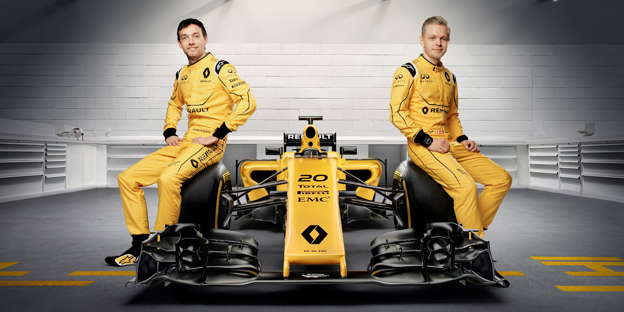 renault gibt gas in gelb neue formel 1 saison startet. Black Bedroom Furniture Sets. Home Design Ideas