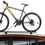 Fahrradträger und Dachboxen von Renault