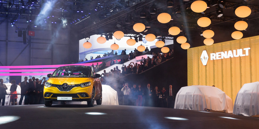 Genfer Autosalon 2016