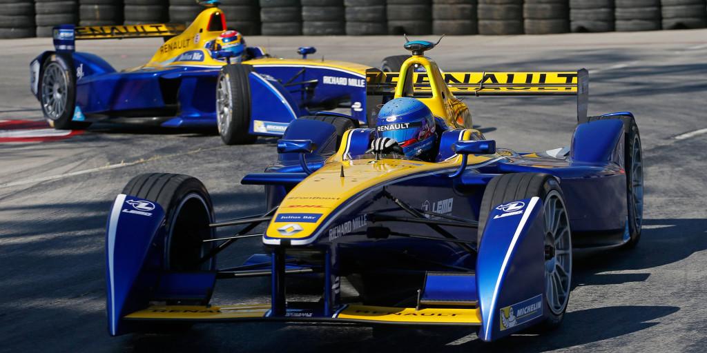 Formel E - Long Beach 2016