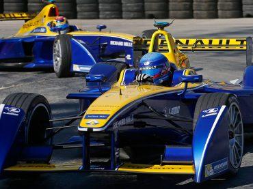 Formel E: Renault Piloten Buemi und Prost im Pech