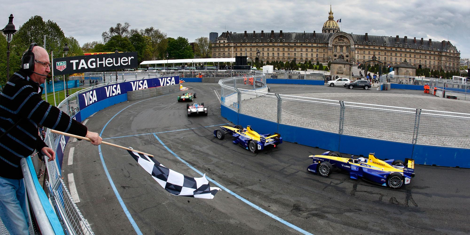 e.Dams Renault - Formel E Paris 2016