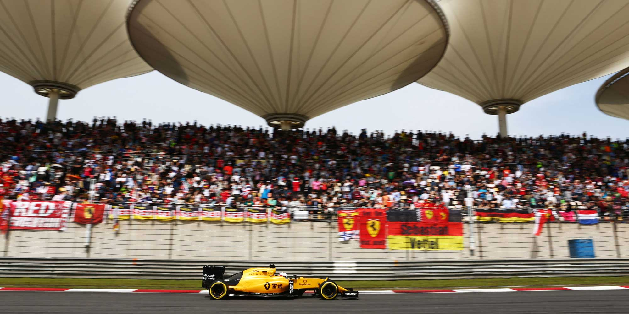 Renault Formel 1 Team, GP China