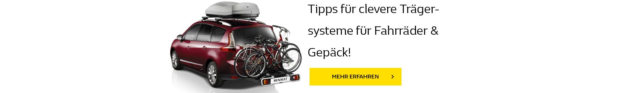 Sie möchten auch weit entfernte Orte mit dem Fahrrad entdecken?