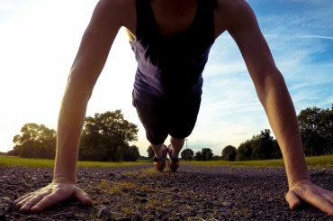 Schweißtreibender Spaß: Fitness im Freien