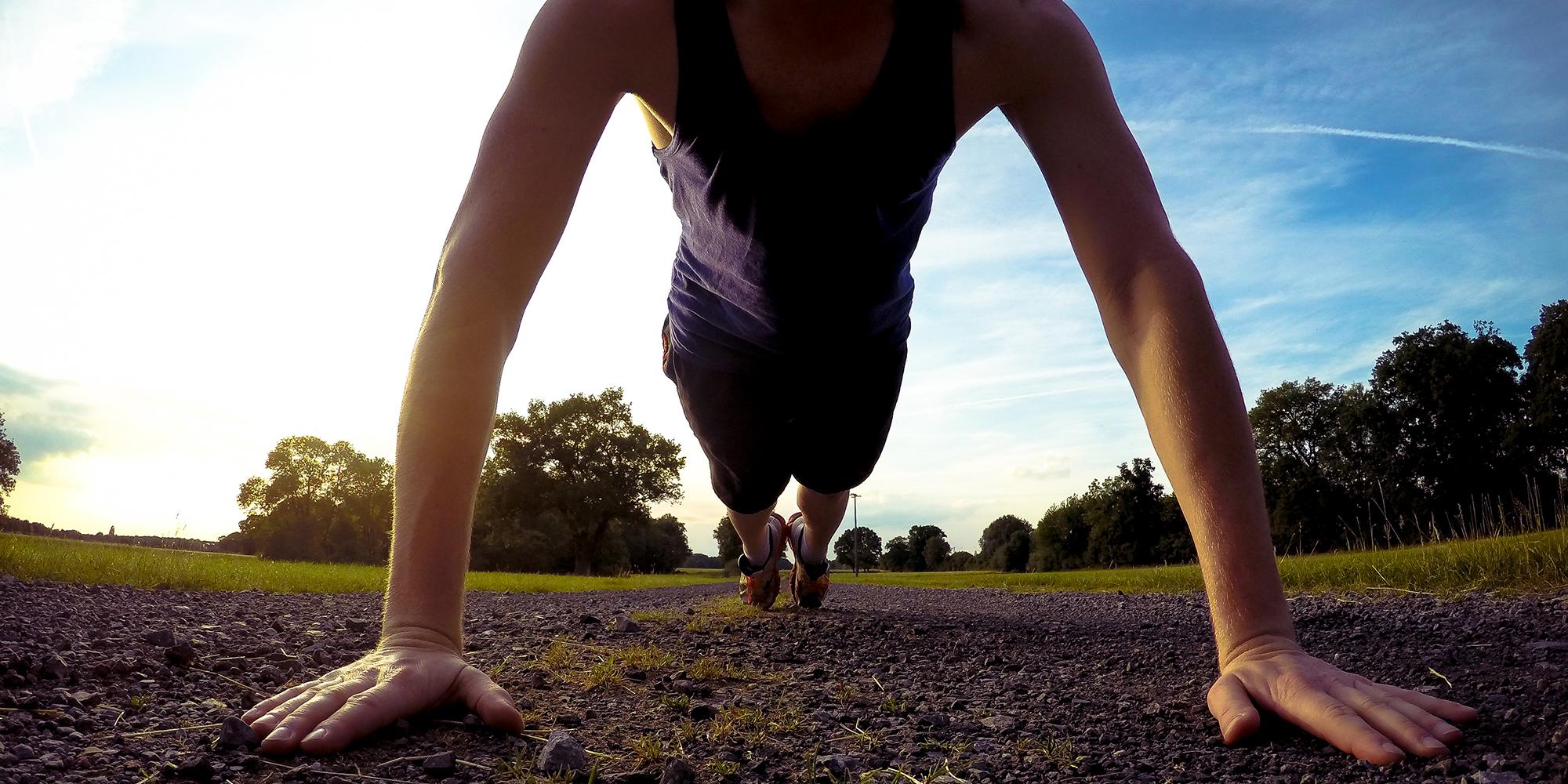 Gesund und gesellig: Fitness im Freien