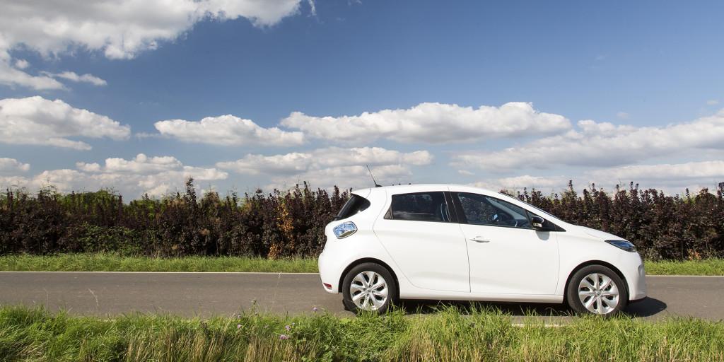 Renault stockt Prämie für E-Autos auf