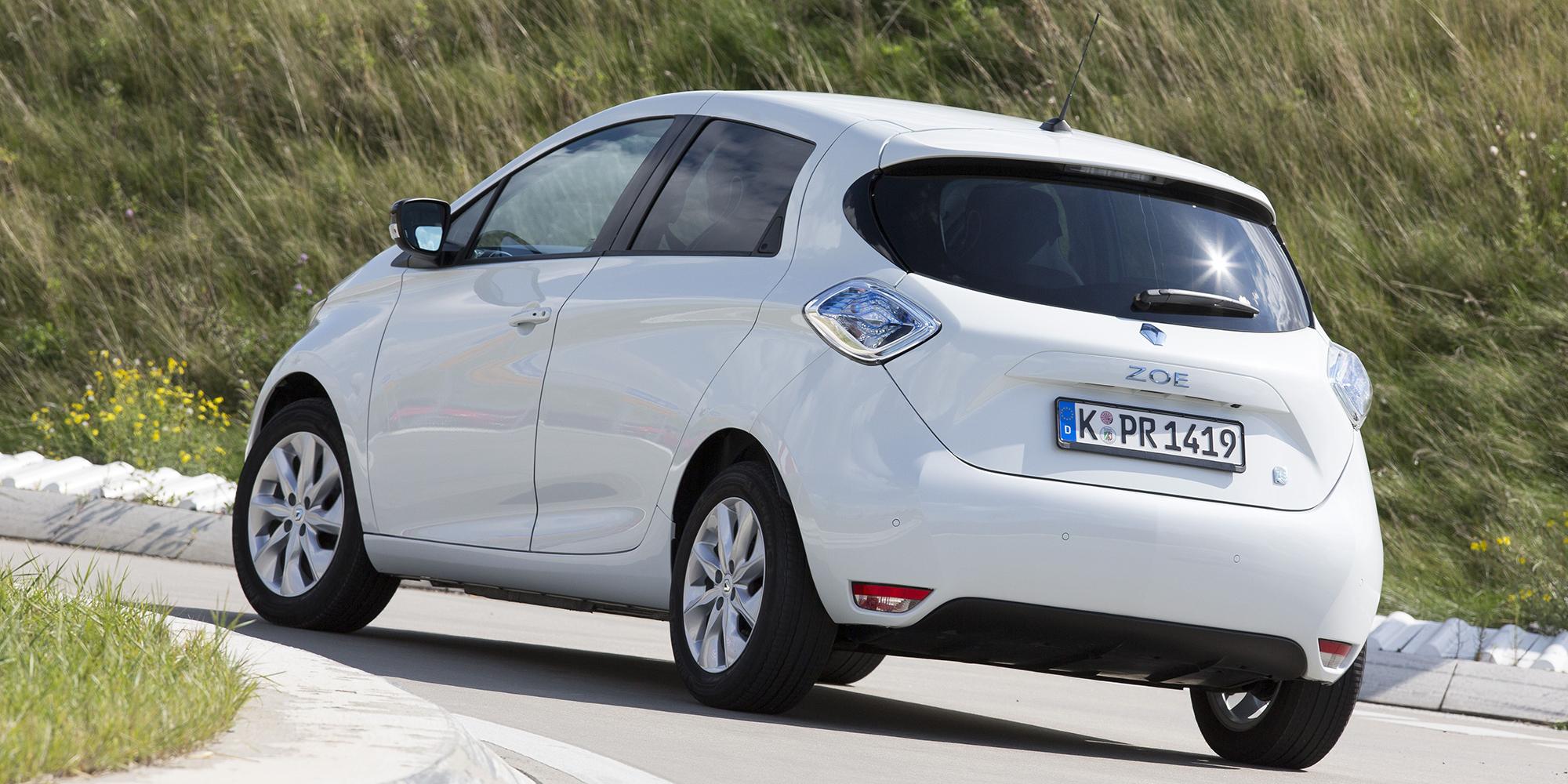 """Renault """"elektrisiert"""" die eTourEurope"""