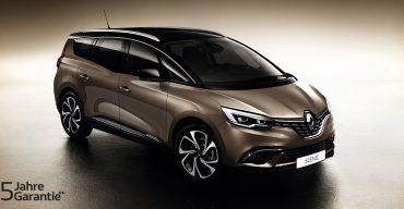 Premiere: der neue Renault Grand Scénic