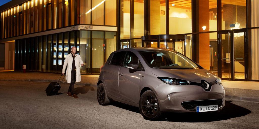 ZOE, Elektroauto, Elektromobilität, Renault, 2016