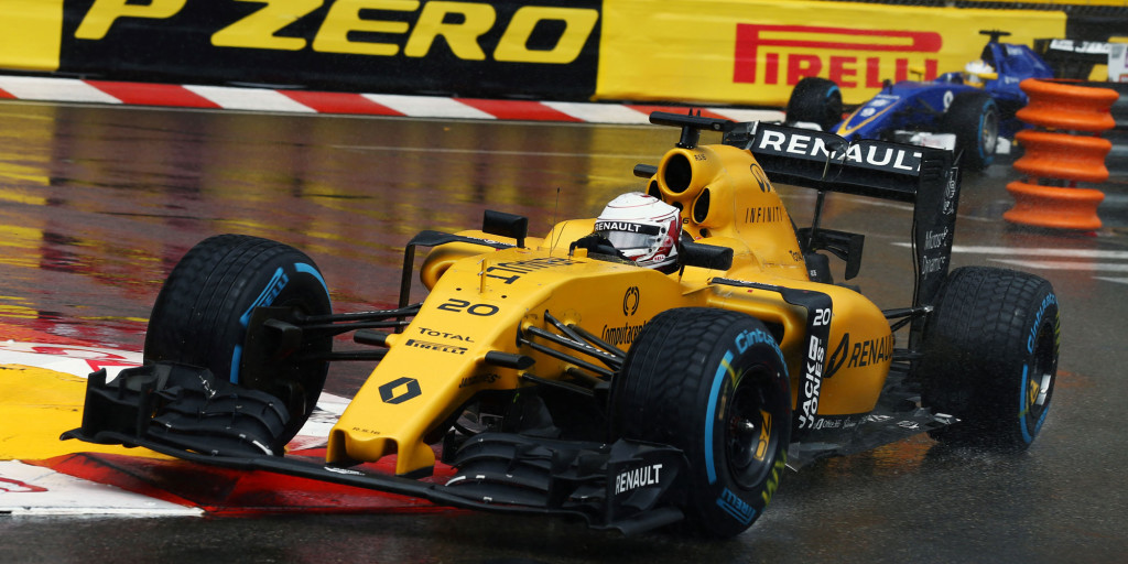 Renault Sport Formel 1 Team - GP Monaco 2016