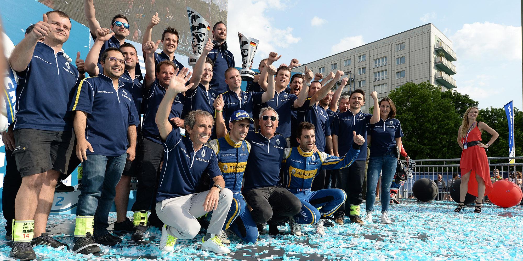 Team Formel e Sieg Berlin