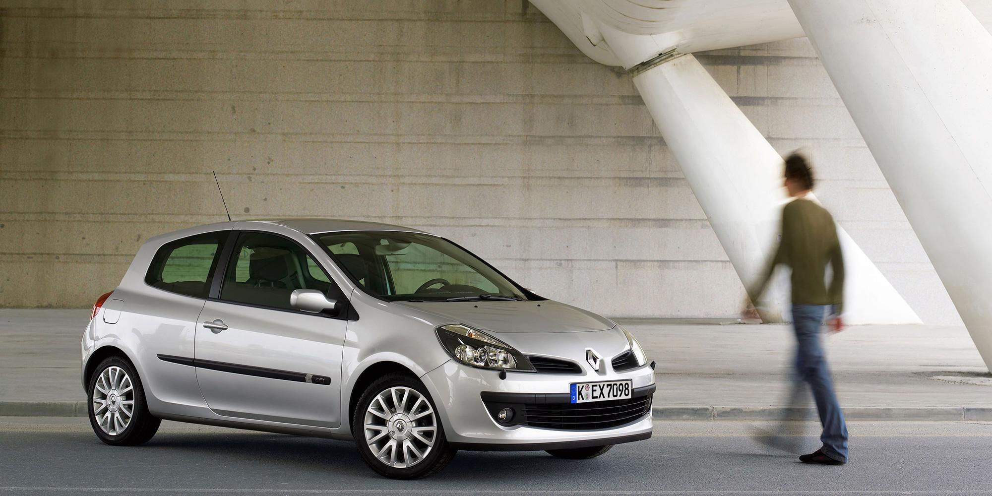 Clio, Dreitürer, 2005