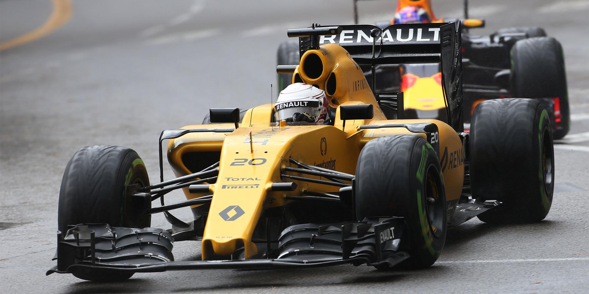 Kevin Magnussen, Formel 1, GP Monaco, 2016