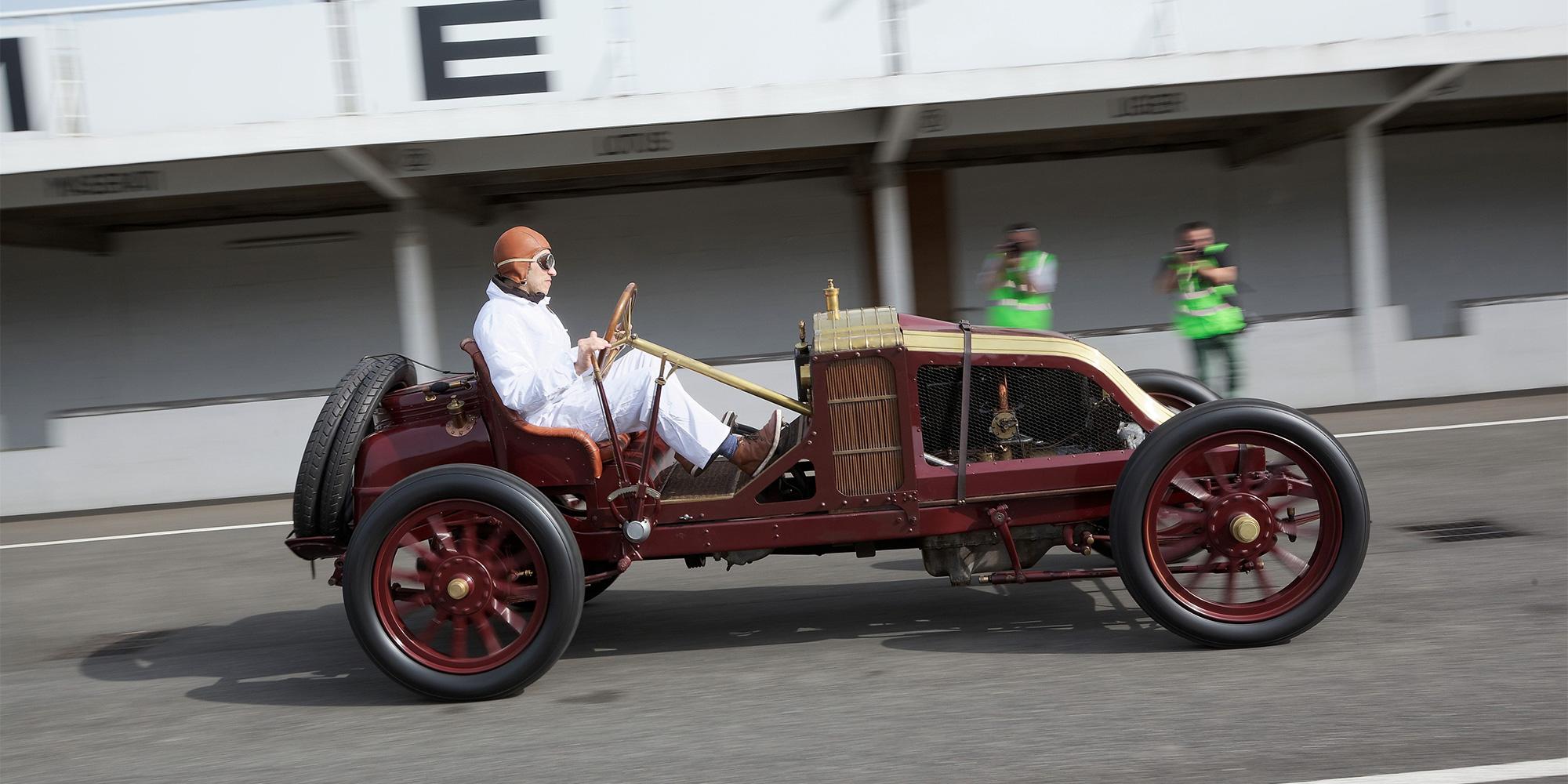 1906: Typ AK, Historie, Sieg beim Grand Prix von Frankreich, 2016