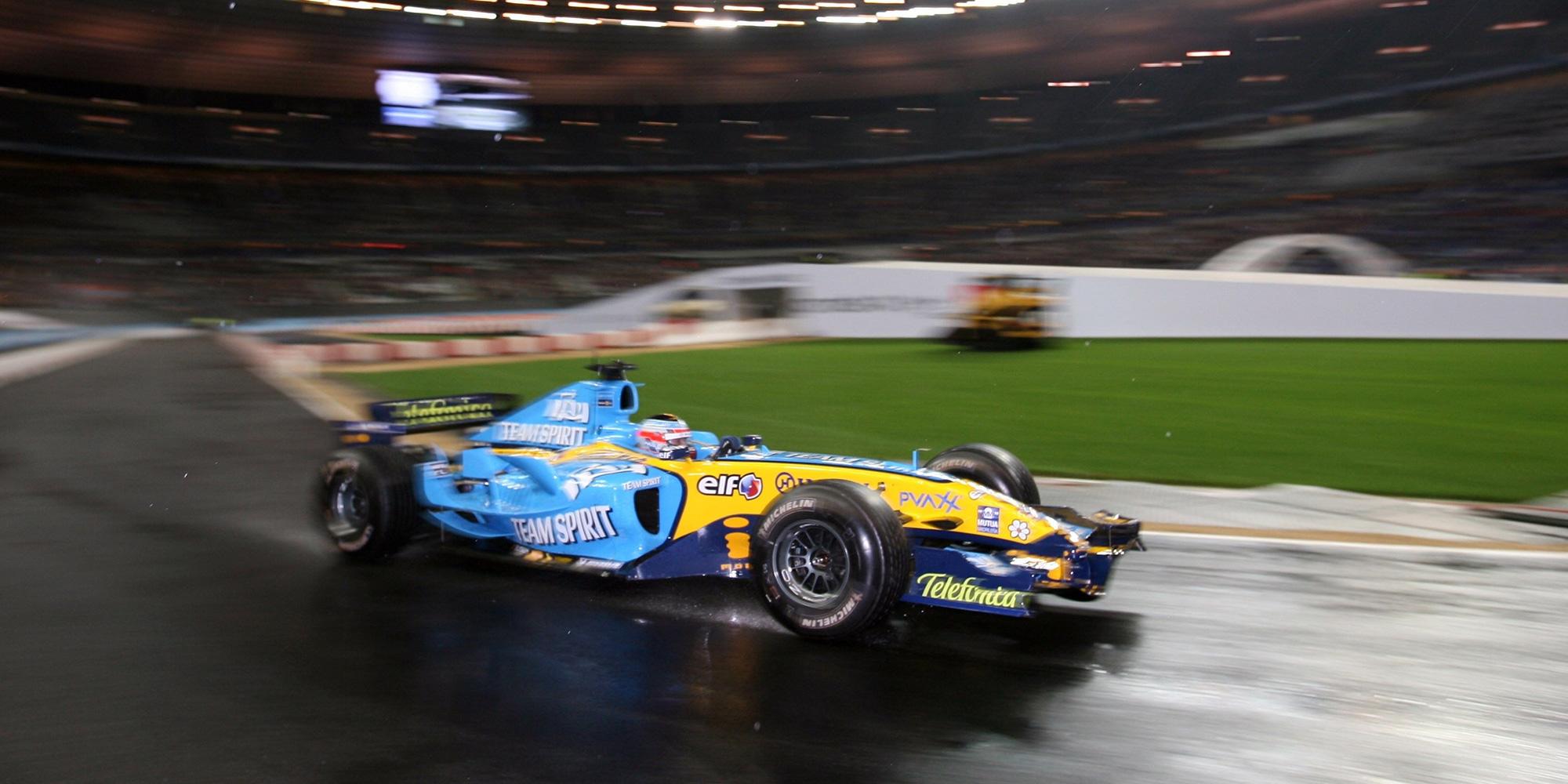 Renault R26, Gewinn der Formel 1-Weltmeisterschaft 2006